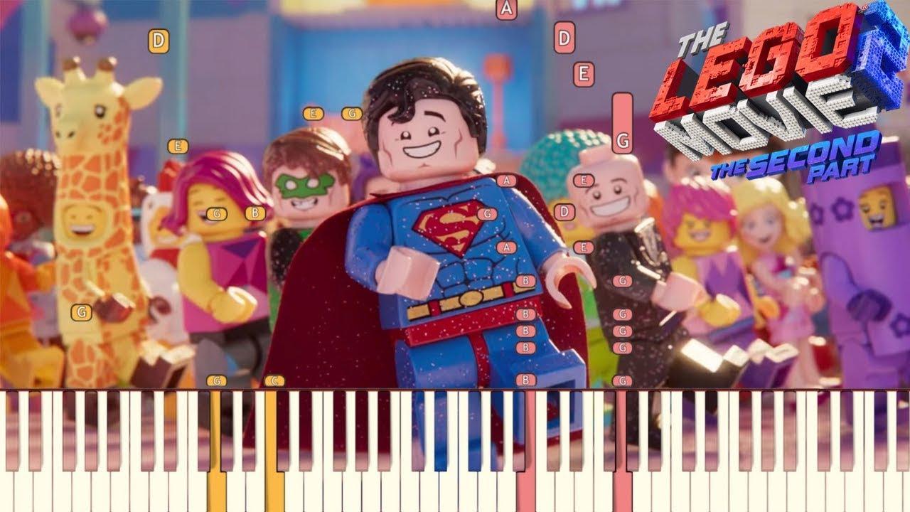 Lego song stuck in your head lyrics