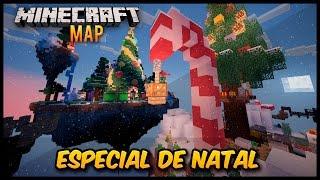 Minecraft: ESPECIAL DE NATAL [ MAP ]
