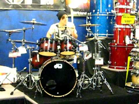 brendan healy guitar center drum off 09 youtube. Black Bedroom Furniture Sets. Home Design Ideas