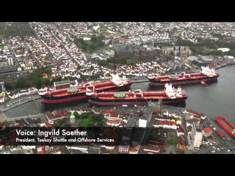Teekay Shipnaming - Stavanger