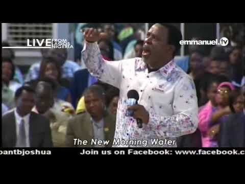EMMANUEL TV LIVE SERVICE   SUNDAY 08 10 2017  PROPHET TB JOSHUA AT THE ALTER 2 VIDEO 7 0F 11