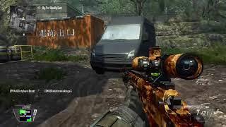 Snipers vs Runners BO2