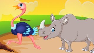 Learn Animals For Kids Children ❤ Wow Toddlers ❤ Colors For Children to Learn Animals Name and Sound
