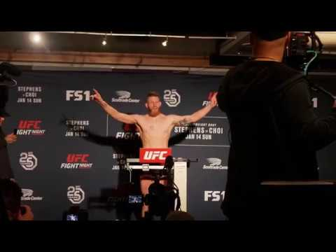 FIGHTWEEK ST. LOUIS | WEIGH INS, DID USMAN LOOK DRAINED?