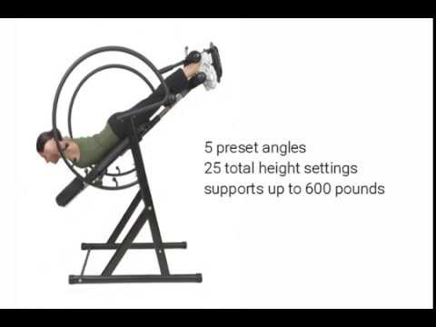 Superieur Health Mark Pro Max Inversion Therapy Table