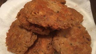 Salmon Croquettes (basic)