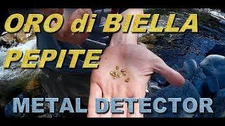⛏️ Che giornata! Pepite d'ORO del Torrente Cervo Biella Tante Info e Consigli Che Valgono ORO