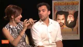 Exclusive Interview: Jake Johnson And Rosemarie DeWitt Talk Digging For Fire [HD]