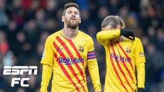 Barcelona vs. Granada anaylsis: Messi-Griezmann relationship still not right | La Liga