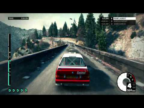 dirt 3 bmw m3 rally monte carlo youtube. Black Bedroom Furniture Sets. Home Design Ideas