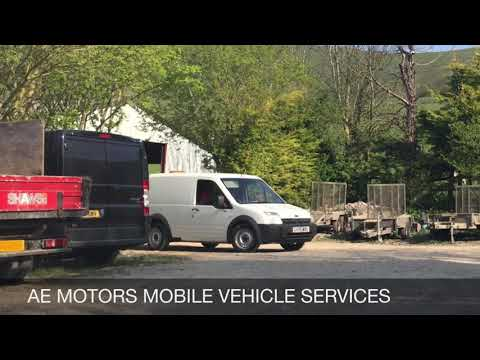AE MOTORS MOBILE VEHICLE SERVICES