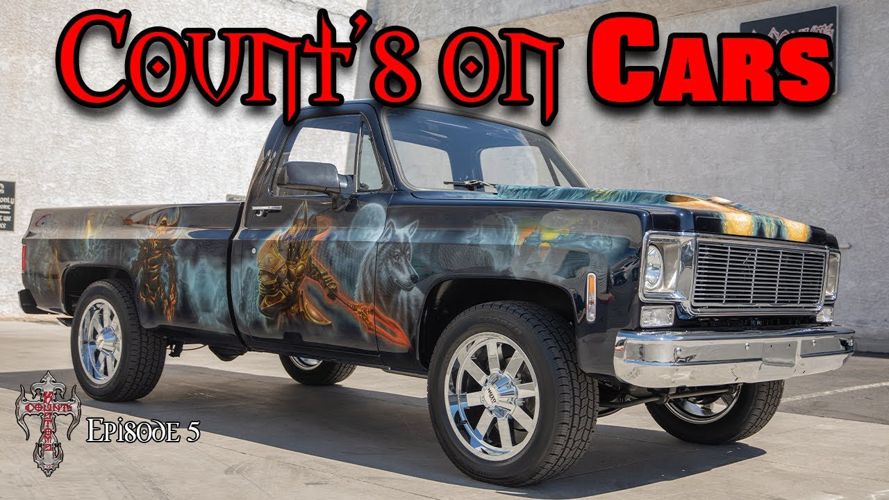 Count's on Cars! Ep: 5