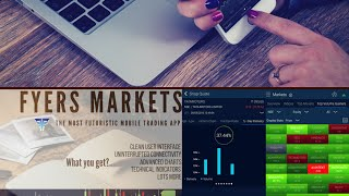 Best Mobile Trading App in India - FYERS Markets