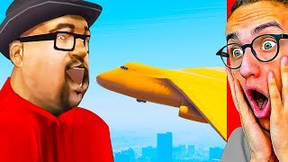 Reacting To THE BEST GTA ANIMATIONS!