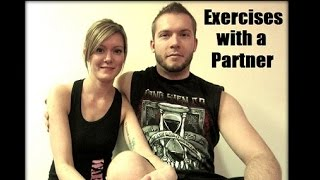 Exercises With A Partner - Martial Arts Kingston Ontario