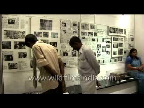 Picture Gallery of Indira Gandhi Memorial Museum