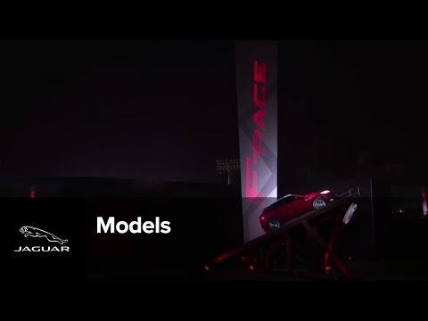 Launch of the All-New Jaguar F-PACE in India