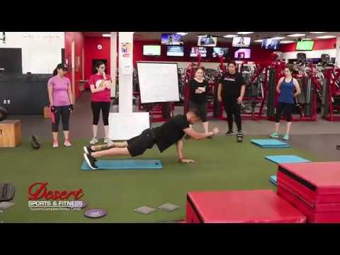 Desert Sports And Fitness - FitnessRetro