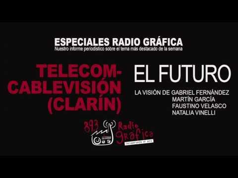 ESPECIALES RADIO GRÁFICA l TELECOM-CABLEVISIÓN (CLARÍN)