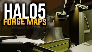 halo 5 forge maps devask arena