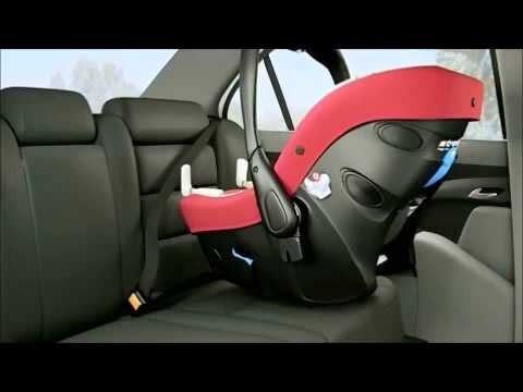 Jane silla auto strata en youtube for Asiento para bebe auto