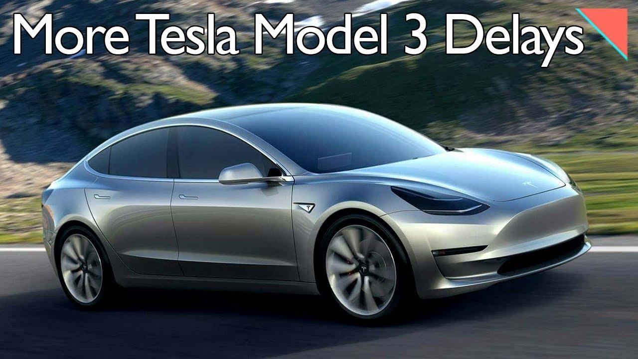 Tesla to Miss Model 3 Quota, Sales Breakdown - Autoline Daily 2261 ...