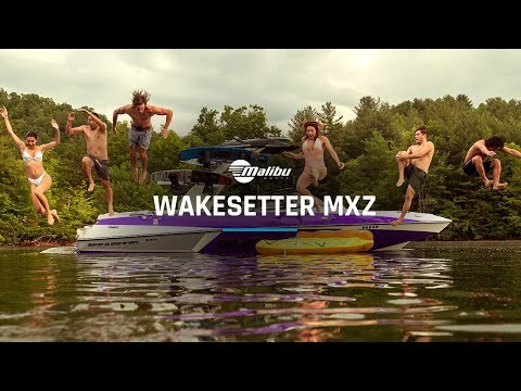2018 Malibu MXZ Series