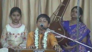 Kirtan in English by Suman Bhattacharya with Arya, part-4