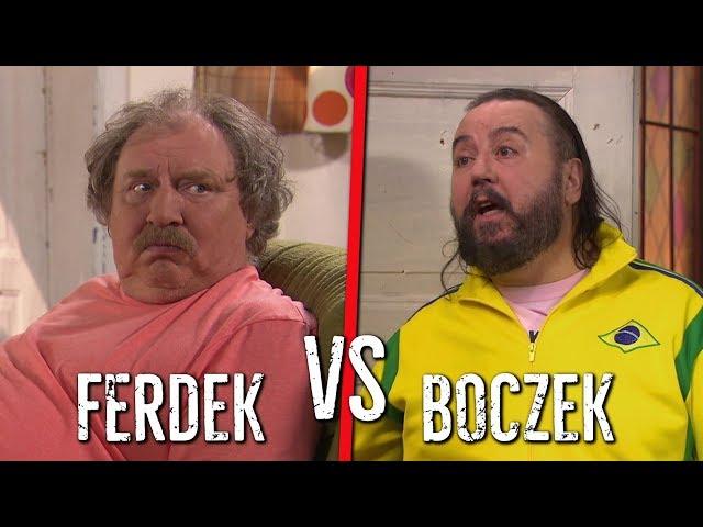Ferdek VS Boczek KOLEJNE STARCIE! (The Best Of Ferdek X Boczek)