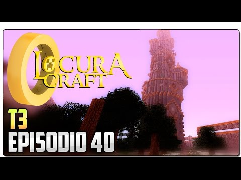 LOCURACRAFT 3 - EP 40   SERIE DE MODS EN MINECRAFT 1.7.10   Un sueño de otro lugar