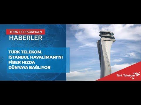 Türk Telekom'dan Haberler — 2 Kasım 2018