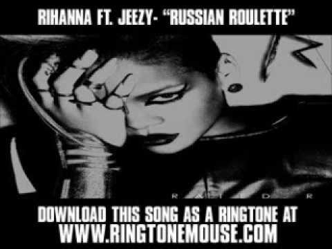 "Rihanna - ""Russian Roulette"" [ New Music Video + Lyrics + Download ]"