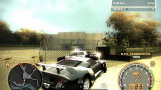NFS: Most Wanted...Truco contra policias