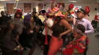 Vodacom Tanzania - Harlem Shake