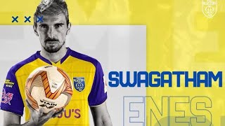 Welcome Enes Sipovic | New Signing | Kerala Blasters