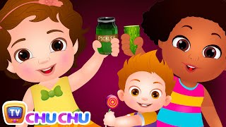The Taste Song (SINGLE) | Original Educational Learning Songs & Nursery Rhymes for Kids by ChuChu TV