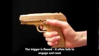 rubber band gun ruby pistol mk 2
