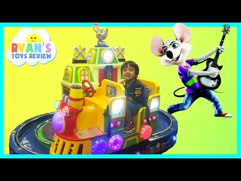 Thumbnail: Chuck E Cheese Family Fun Indoor Games and Activities for Kids Childen Play Area Kids Play Center