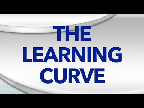 Learning Curve   August 2015