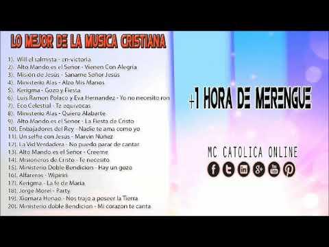 +1 Hora de Merengue Cristiano Católico (Colección 2019)