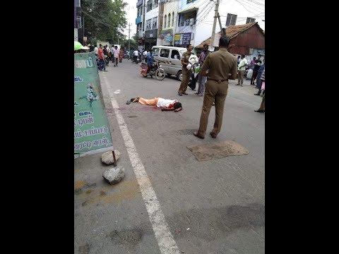 #Tirupur murder cctv footage |#Parrot astrologer|திருப்பூரில் கிளிஜோதிடர் பட்டபகலில் வெட்டிக் கொலை