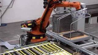 KUKA robots with integrated intelligence mean progress for the bending process