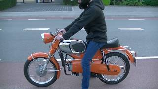 kreidler Richard B waterkoeling 86cc