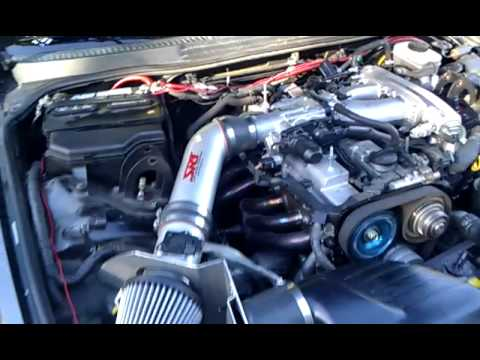 Lexus IS300 SRT Intake, Chip, Headers, Exhaust, Cam Gear, And More