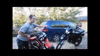 RPS Hawk 250cc dirt bike