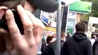 Стрельба 9 мая в Мариуполе: есть жертвы