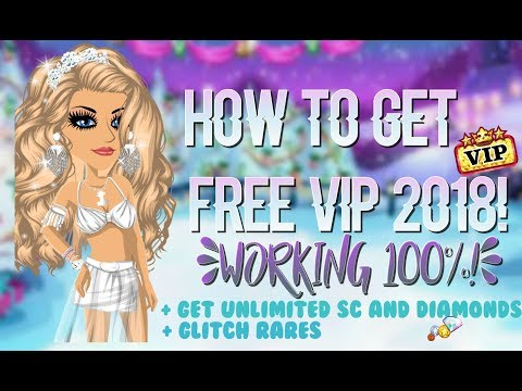 HOW TO GET FREE VIP 2018! 100% WORKING! + UNLIMITED SC AND DIAMONDS AND MORE!