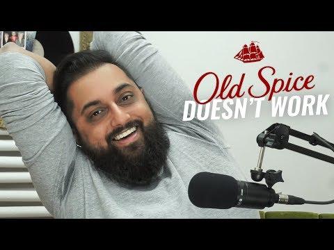 Old Spice Sucks (Sh*tpost)