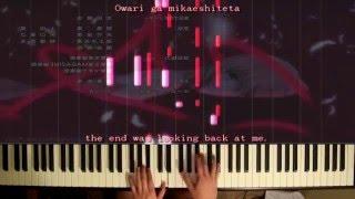 「Black Bullet」ED  Tokohana トコハナ~ (piano solo) // Nagi Yanagi