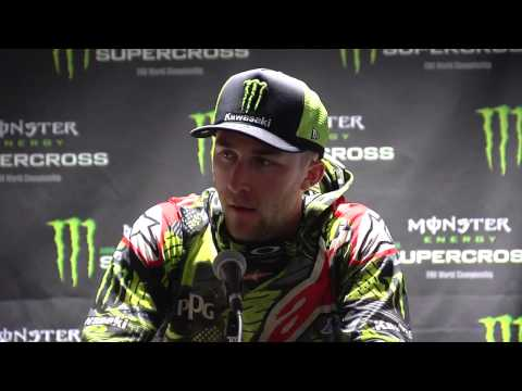 450SX Class Press Conference - Oakland - Race Day LIVE - 201